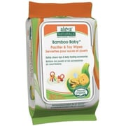 Aleva® Naturals Bamboo Baby Pacifier & Toy Wipes, 30/Pack (37948)