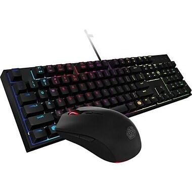 Cooler Master MasterKeys Lite L RGB Optical Wired USB Keyboard and Mouse Combo, Black (SGB-3040-KKMF1-US)
