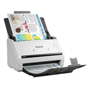 Epson® Workforce DS-530 Black/White Color Duplex Document Scanner