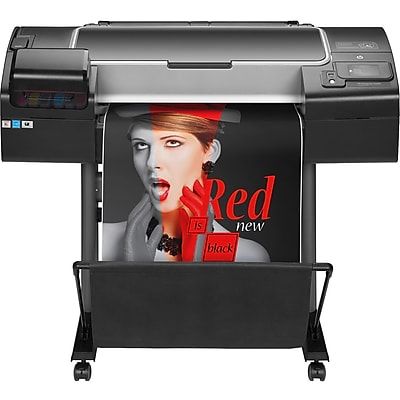HP® DesignJet Z2600 PostScript Color Thermal Inkjet Large Format Printer, T0B52A#B1K, New