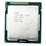 Intel® Core™ i5-2500 Desktop Processor, 3.7 GHz, Quad-Core, 6MB (SR00T)