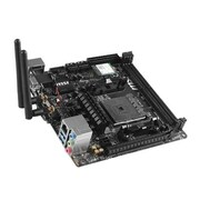 msi® 32GB DDR3 SDRAM Mini ITX Desktop Motherboard, Socket FM2+ (A68HI AC)