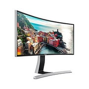 Samsung S34E790C 34 inch LED LCD Monitor, Glossy Black/Metallic by