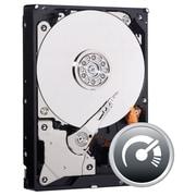WD® AV-GP WD5000AUDX 500GB SATA/600 6 Gbps Internal Hard Drive, Black/Silver