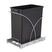 Test Rite Products Corp 7.92 Gallon Plastic Trash Can