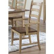 Loon Peak Huerfano Valley Arm Chair (Set of 2)