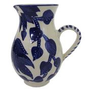 Le Souk Ceramique Jinane Stoneware 68 oz. Pitcher