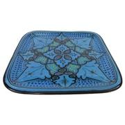 Le Souk Ceramique Sabrine Stoneware Square Platter