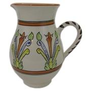 Le Souk Ceramique Salvena Stoneware 68 oz. Pitcher