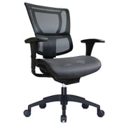 Staples Professional Series 1500TM Chair, All Mesh, Black
