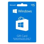 Cartes-cadeaux Microsoft Windows [Téléchargement]