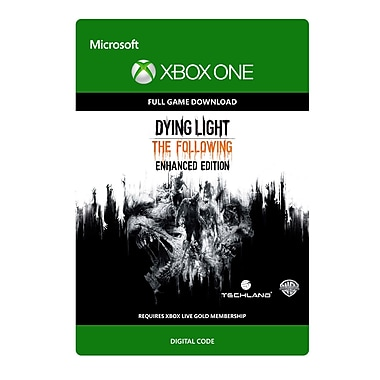 XBox One – Dying Light: The Following - Édition améliorée [Téléchargement]