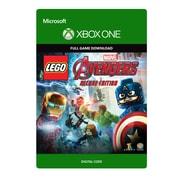 XBox One – Édition de luxe de LEGO Marvel Avengers [Téléchargement]