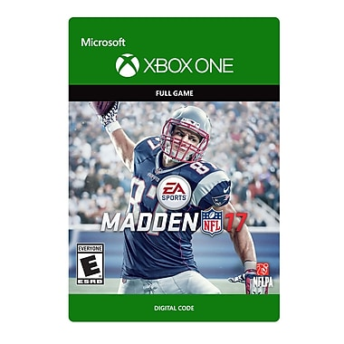 XBox One Madden NFL 17 [Download]