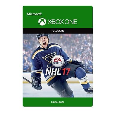 NHL 17 pour XBox One [Téléchargement]