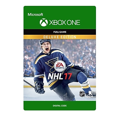 Xbox One – NHL 17: Deluxe Edition [Téléchargement]