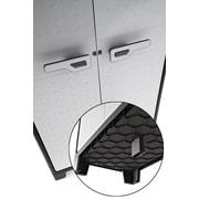 Acquaviva Titan 71.6''H X 31.5''W X 18''D Storage Cabinet
