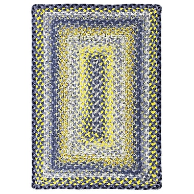 Homespice Decor Stair Tread Homespice Decor Sunflowers Area Rug; Rectangle 1'8'' x 2'6''