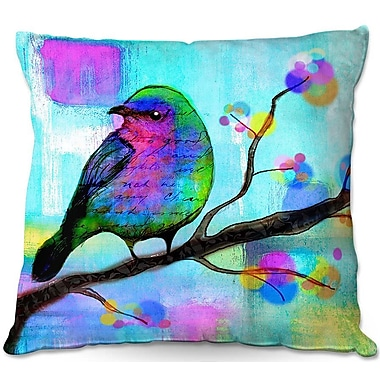 DiaNocheDesigns Robin Mead Unchained Throw Pillow; 18'' H x 18'' W x 5'' D