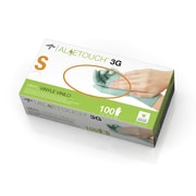 Medline Aloetouch 3G Synthetic Exam Gloves - CA Only - Small - 100/Box (6MDS195174)
