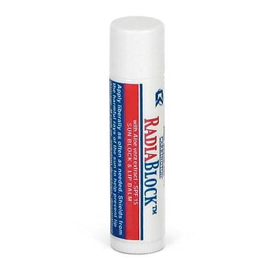 Medline Carrington Radiablock Lip Balm (CRR101059N)