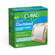 "Curad 2""X2"" Silicone Flexible Fabric Bandages 6ct (CUR5000)"
