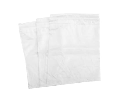 """""Medline Zip-Style Specimen Bags with Document Pocket - Resealable - 6""""""""x9"""""""" (DYND30161)"""""" 2427878"