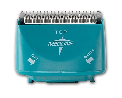Medline Rechargeable MediClip Surgical Clippers & Blades - Coarse Hair (DYND70845) 2427969
