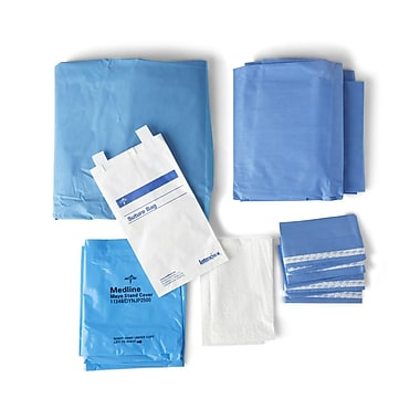 Medline Sterile Basic Surgical Pack I - Eclipse(DYNJP1000)