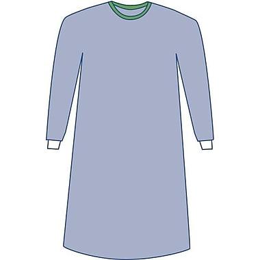 Medline Sterile Non-Reinforced Eclipse Surgical Gowns - Blue - 2XL - 18ct (DYNJP2003)