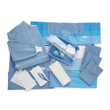 Medline Sterile Obstetrics / Gynecology Surgical Pack III - Eclipse(DYNJP6020)
