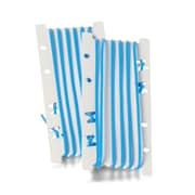 Medline Maxi Vessel Loops Blue 2/PK (DYNJVL01)