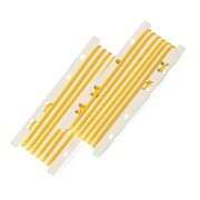 Medline Maxi Vessel Loops Yellow 2/PK (DYNJVL04)
