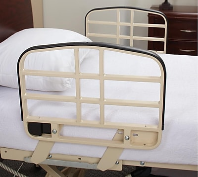 Medline Alterra Bed Side Rails Xtra Tall Pair (FCE1232RSRXT)