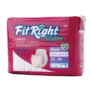 Medline FitRight Liners - Max - 13x30 - 20/Bag (FITLINER500)