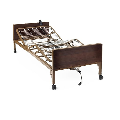 Medline Basic Semi-Electric Bed (MDR107002E)