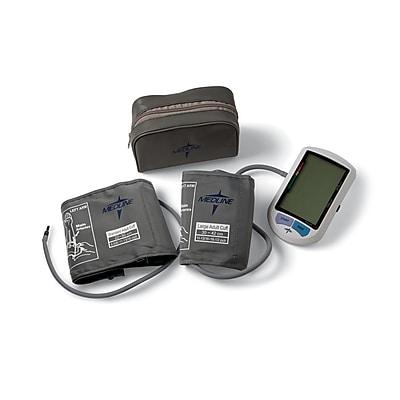 Medline Elite Automatic Digital Blood Pressure Monitor - Adult & Large Adult (MDS3001PLUS)