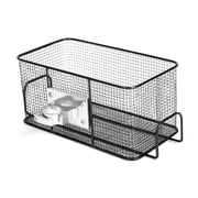 Medline Stainless Steel Six Leg Heavy Duty IV Pole - Wire Basket (MDS80600B)