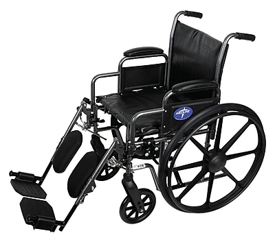 Medline K2 Basic Wheelchairs - 16