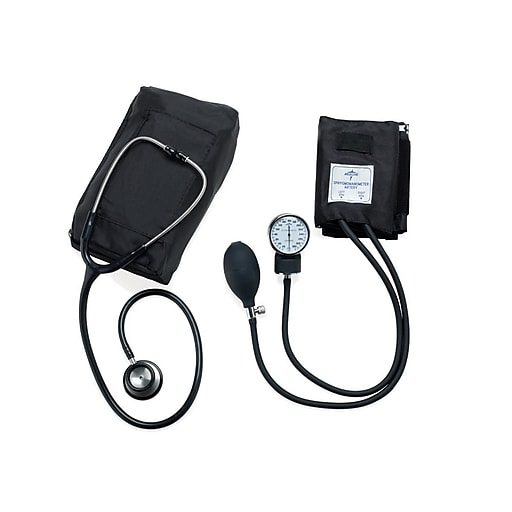 Medline Premium Compli-Mates Kit with Stainless Steel Stethoscope (MDS9140)
