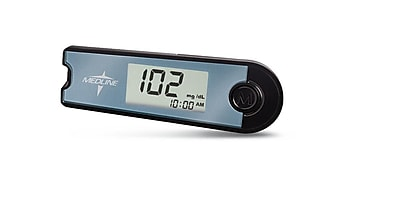Medline EvenCare Mini Blood Glucose Monitoring System - Meter - Single Patient Use (MPH5540) 2427721