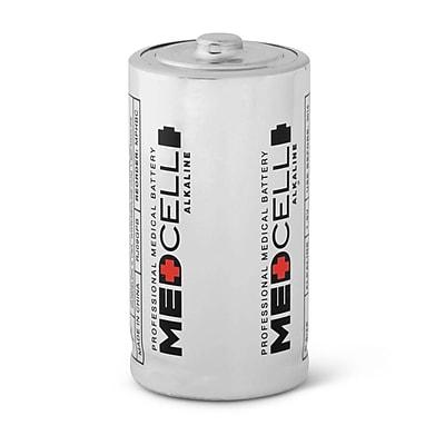 Medline MedCell Alkaline D Batteries 1.5V 72each (MPHBD)