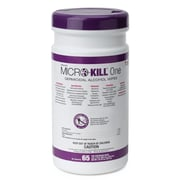 Medline Micro-Kill One Germicidal Alcohol Wipes - 65CT (MSC351310)