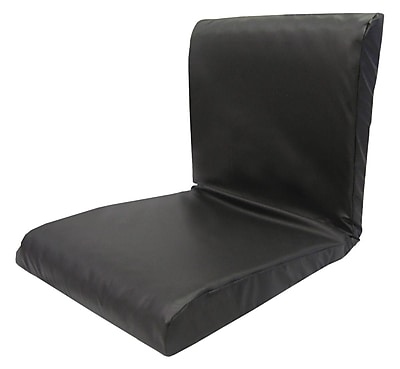 Medline Therapeutic Foam Seat & Back Cushion 18