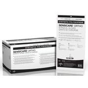 Medline SensiCare Ortho Powder-Free Surgical Gloves - 7.5 - 25 Pair/Box (MSG1475)