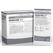 Medline SensiCare SLT Powder-Free Surgical Gloves - 8.5 - 50 Pair/Box (MSG1585)