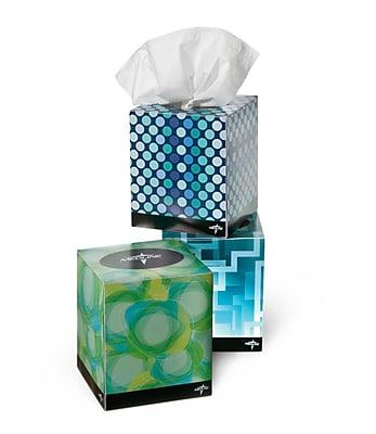 Medline Premium Facial Tissues 85-Sheets/Box 36-Box/Case (NON245278)