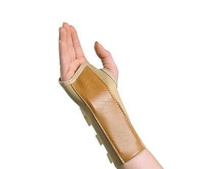 Curad Elastic Wrist Splint - Right Arm - Large (ORT19100RL)