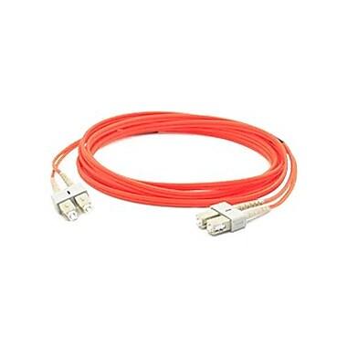 AddOn ADD-SC-SC-2M6MMF 2 m Orange SC to SC Male/Male Duplex Network Patch Cable