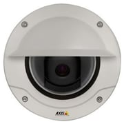 AXIS® Q3505-VE MK II Outdoor Fixed Dome Wired Network Camera, Night Vision, Black/White